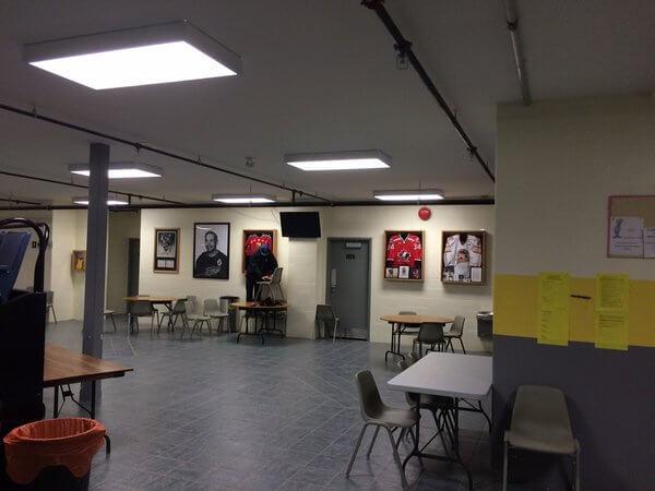 Pilot Mound Arena