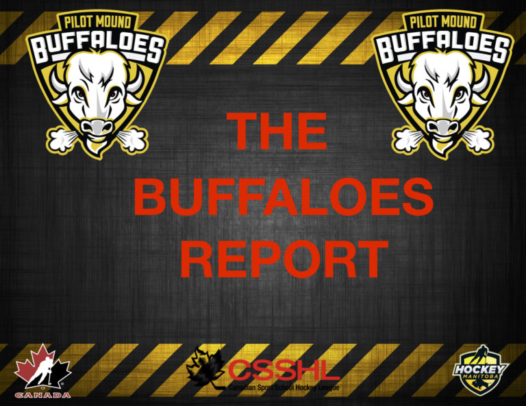 "Mixed Start For The ""Buffaloes"""