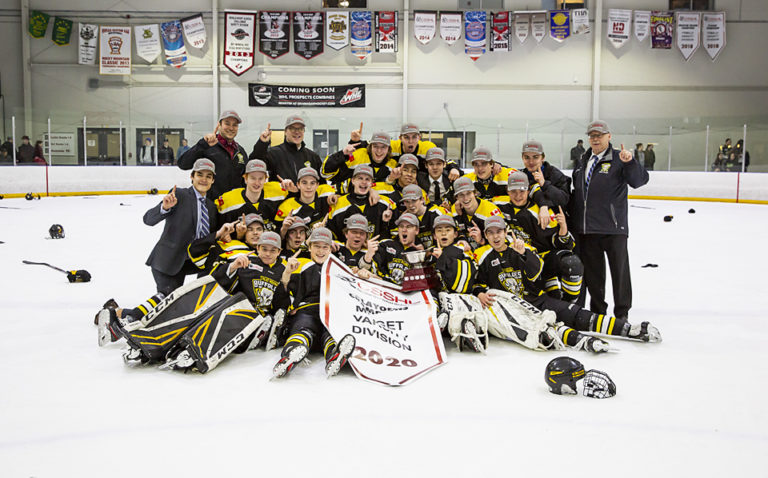"""Buffaloes Capture Canadian Sports School Hockey Championship"" – PembinaValleyOnline.com"