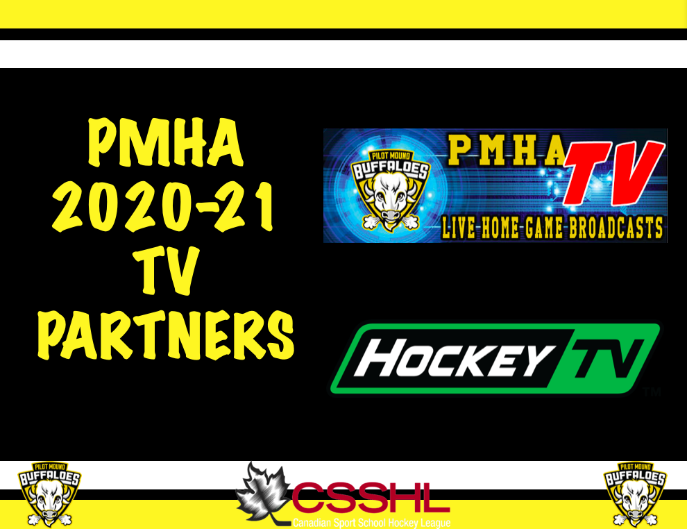 PMHA Announces Broadcast Partners