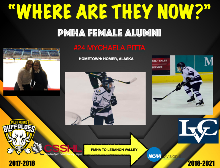"""Read more about the article """"Where Are They Now"""" – Mychaela Pitta"""