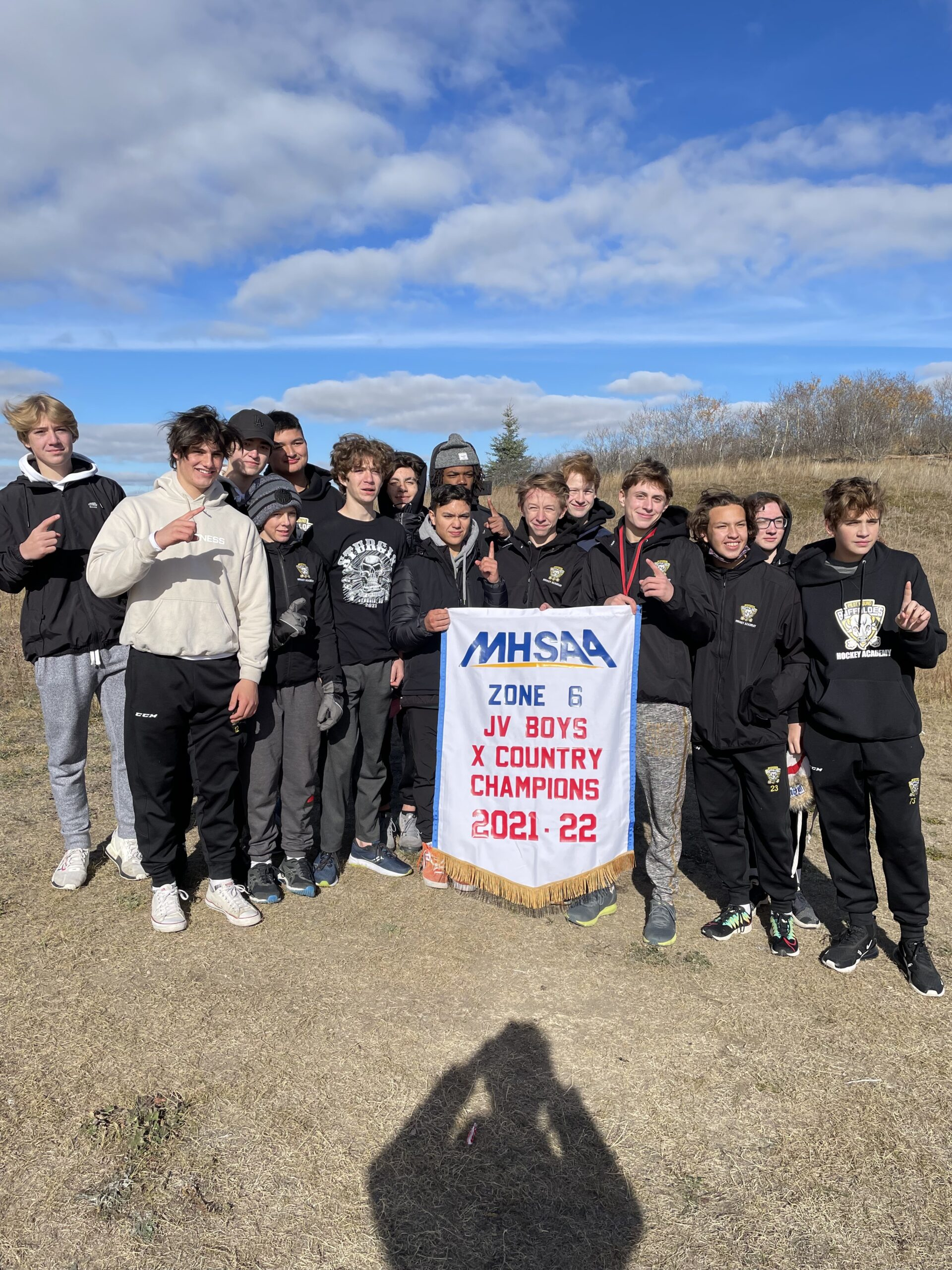 Read more about the article Buffaloes Participate in Zone Cross Country Run